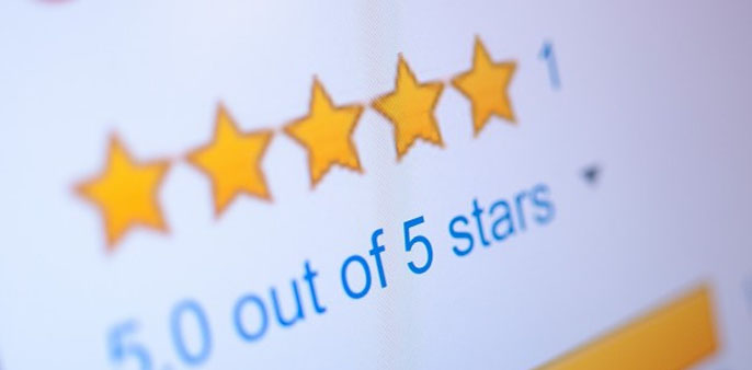 google seller review vs product review