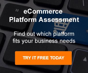 ecommerce platform selector