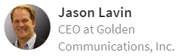 Jason Lavin GoldenComm