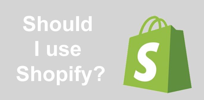 should i use shopify