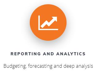 reporting analytics experience